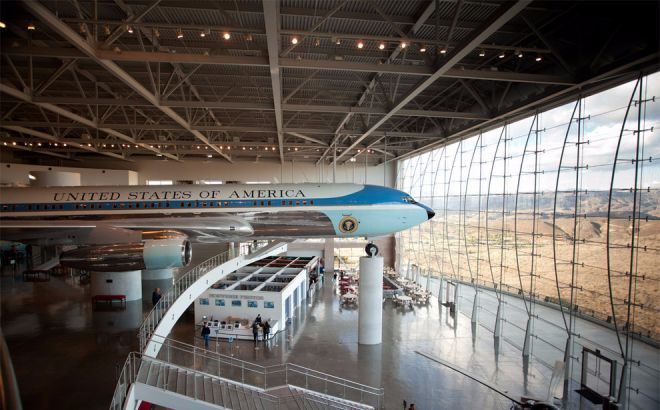 Библиотека и музей им. президента Рональда Рейгана 1
