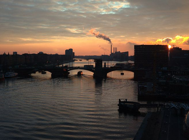 Каналы Копенгагена 1