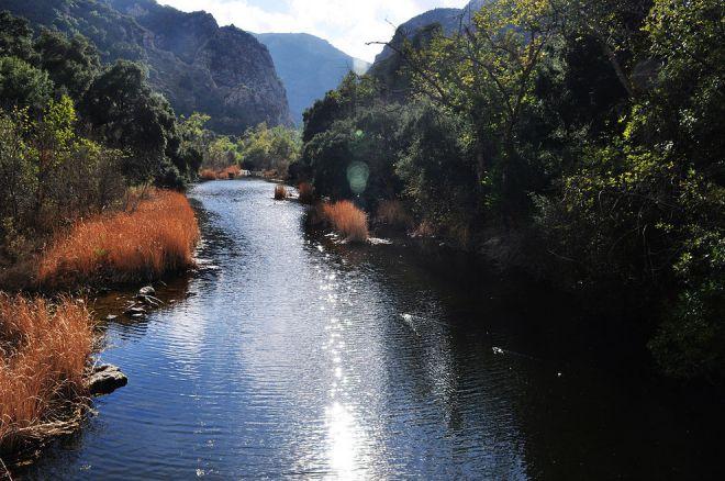 Национальный парк Ручья Малибу 1
