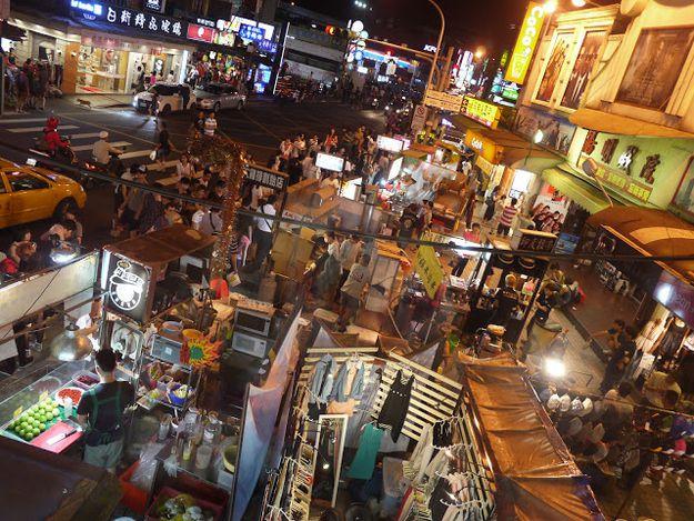 Ночные рынки