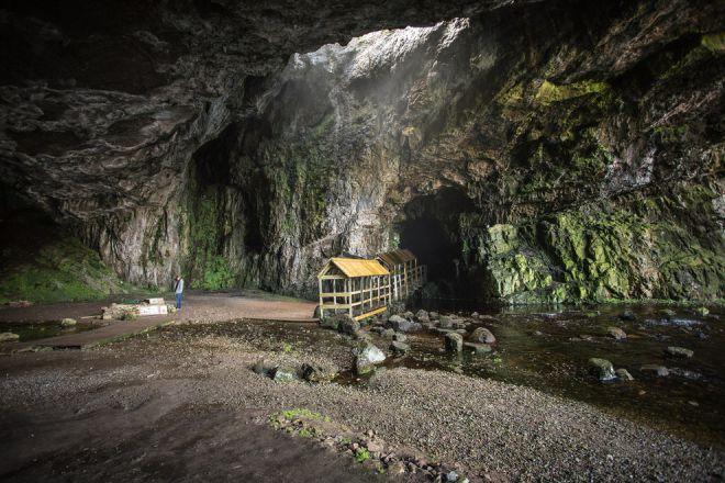 Пещера Сму Кейв 1