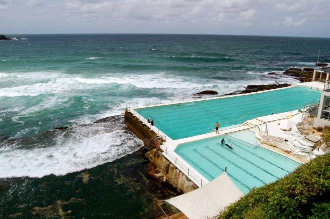 Плавать везде