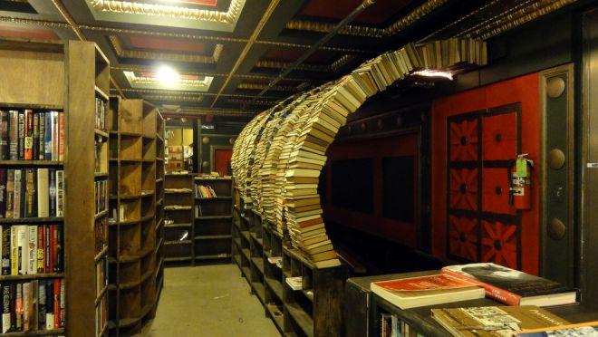 Последний книжный магазин 1