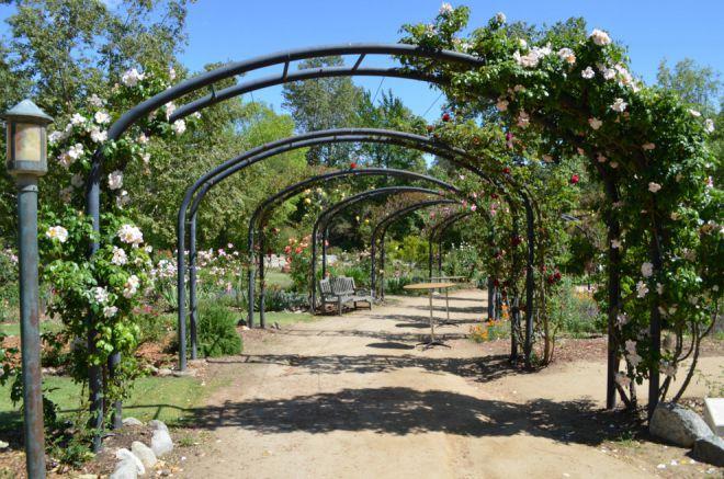 Сады Дескансо 1