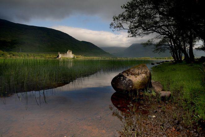 Замок Килчурн, озеро Лох – Эйв 1