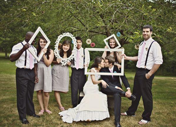 Рамка для фото на 25 летие свадьбы