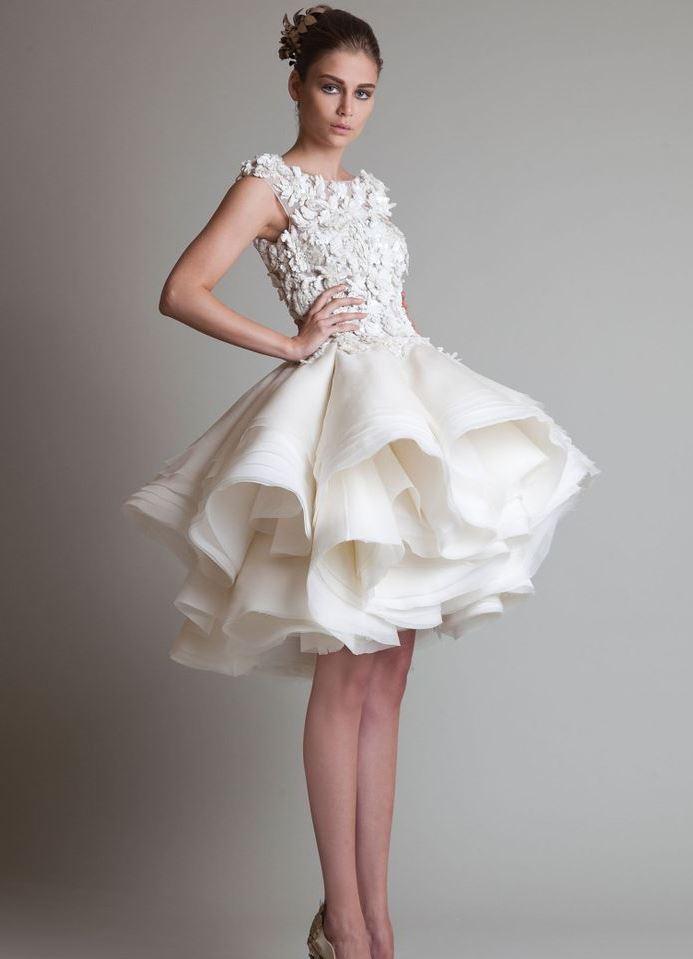 7e7c0f74526 ... короткое платье с пышной юбкой2 ...