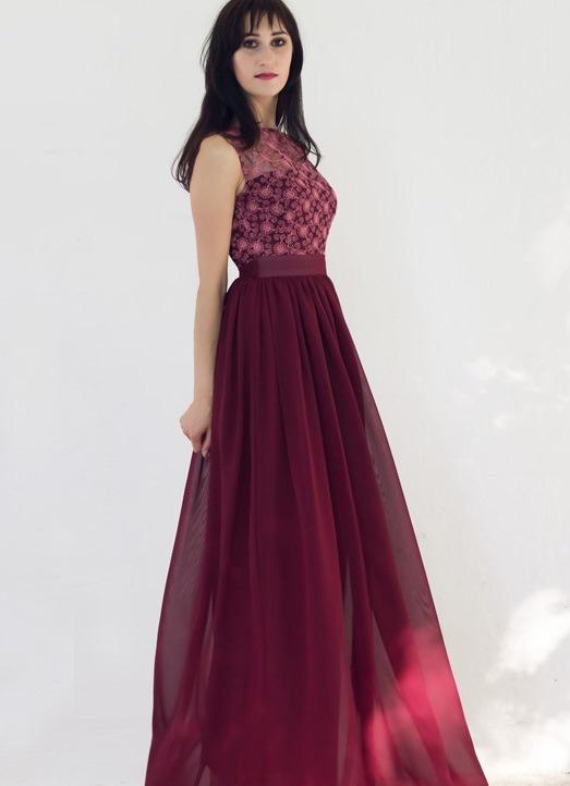 7db357378a4 платье цвета марсала4
