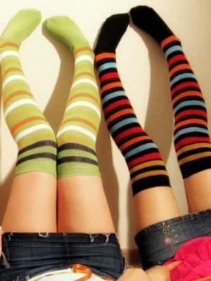 157025c5e9210 Вязаные носки в полоску4 · Вязаные носки в полоску5 ...