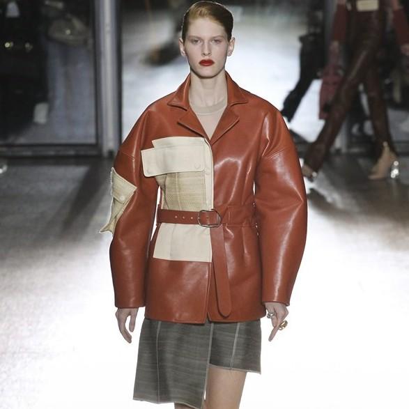 кожаные куртки осень 2015 1 ... bba0165da7845