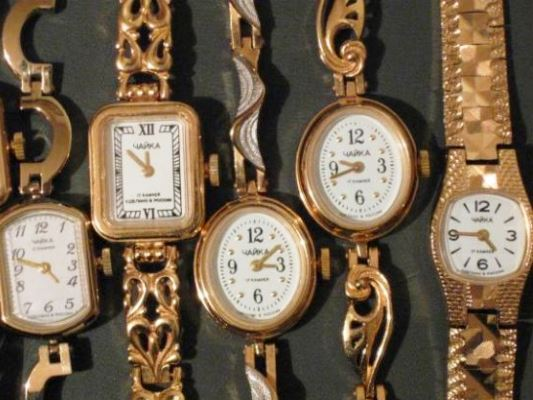 862aa99d Часы Чайка. «
