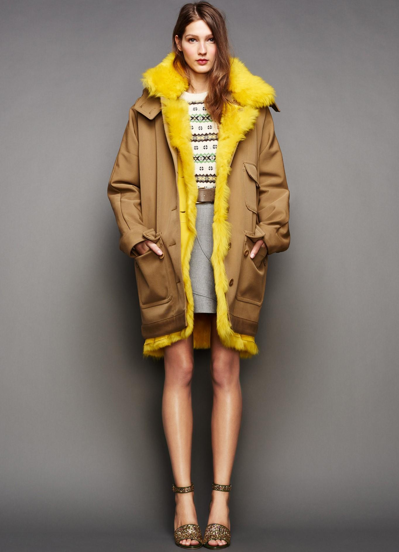 Модные куртки осень-зима 2015-2016 b0876682353c2