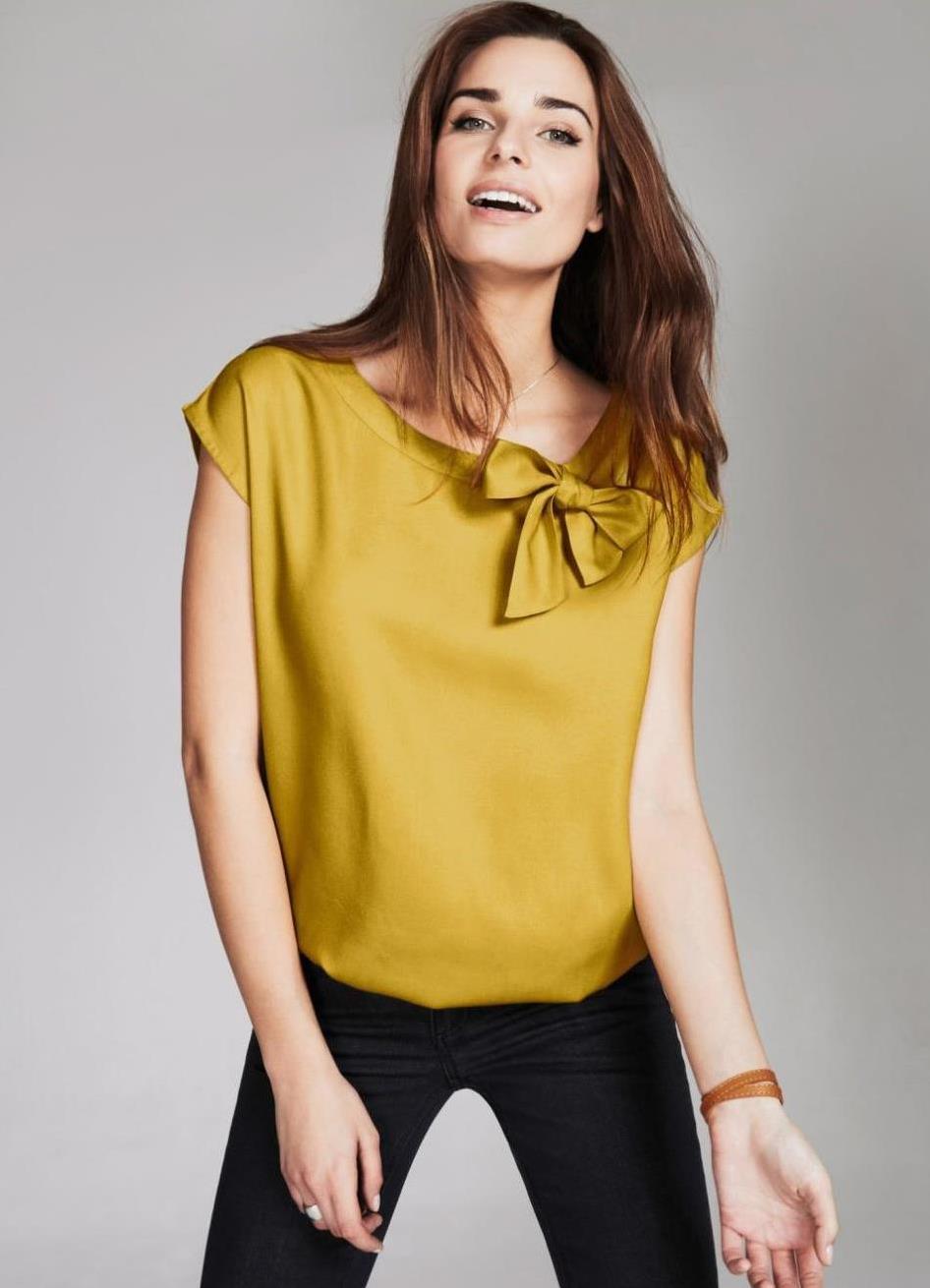 блузка 2016 фото новинки