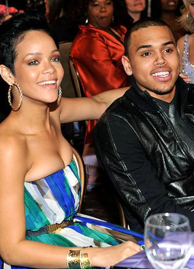 Rihanna занимается сексом с крисом брауном