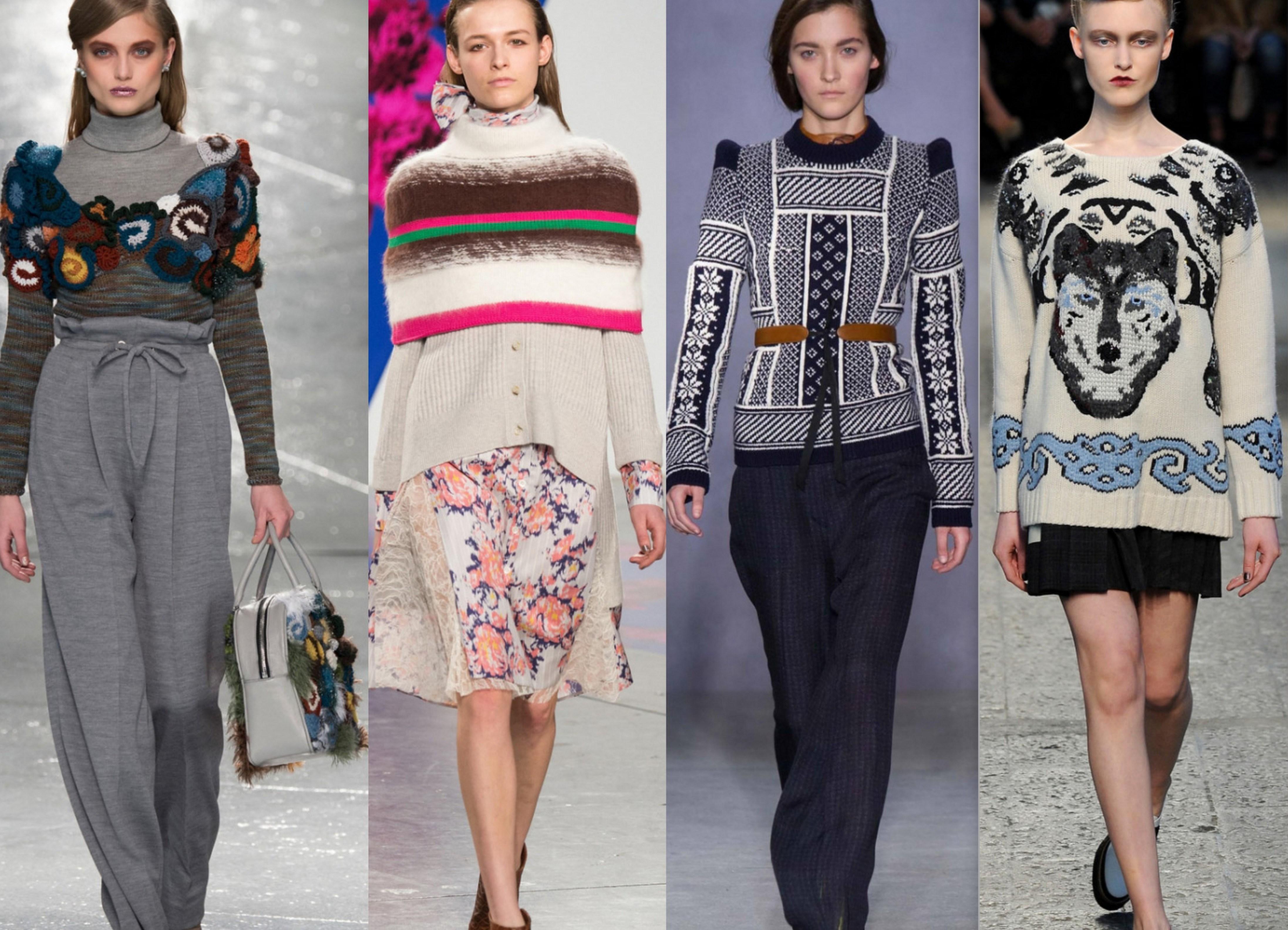 Основные модные тенденции сезона осеньзима 2015-2016 новые фото