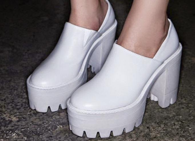 Туфли на тракторной подошве 2015 cbbc2a46372