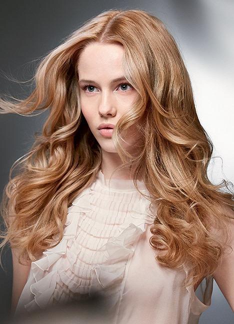 модный цвет волос осень 2016 фото