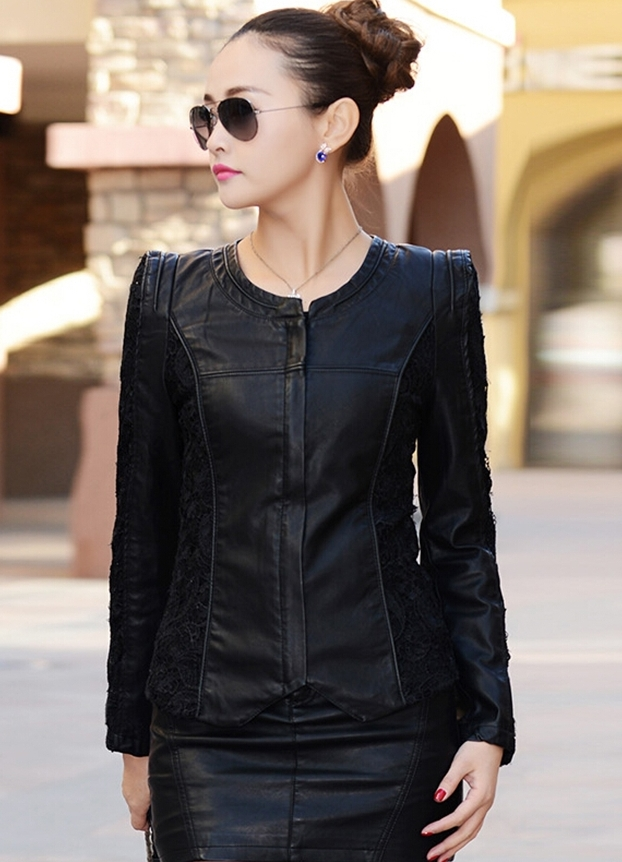 какие сейчас в моде кожаные куртки фото проект