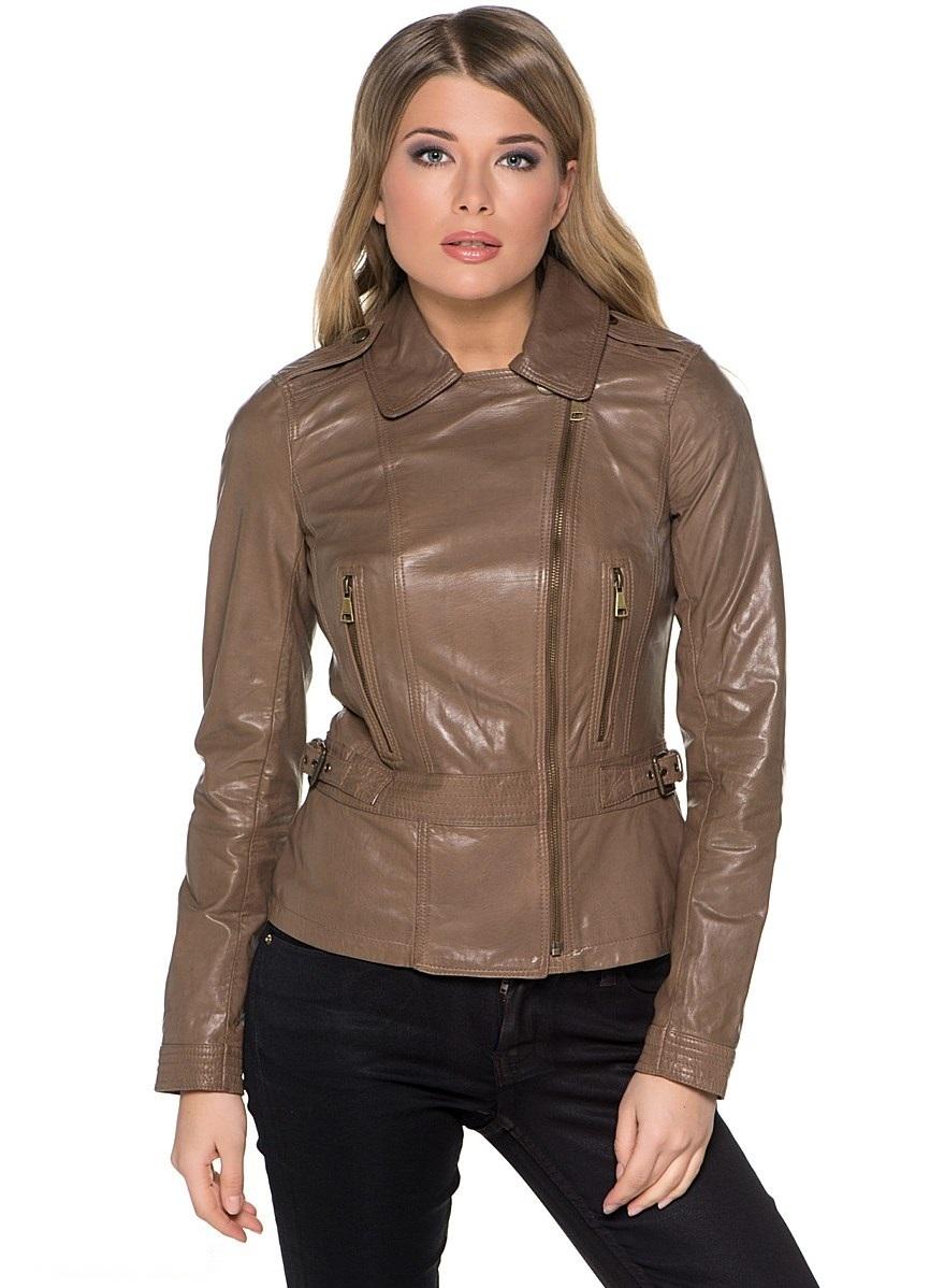 Какие сейчас в моде кожаные куртки фото