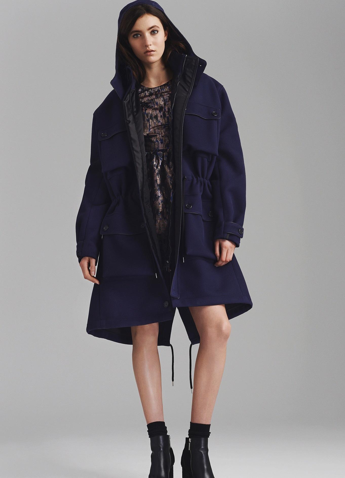 Зимние женские куртки 2015-2016 297627d1e5c17