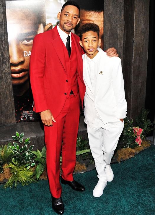 Уилл Смит помогает своему сыну Джейдену в развитии его музыкальной карьеры