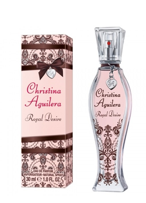 Самый сексуальный аромат кристина агилера