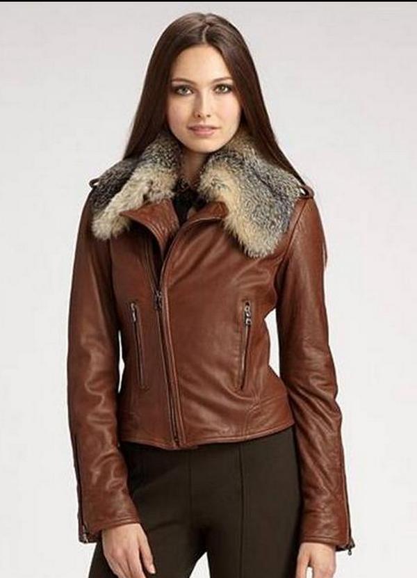 ... женские утепленные кожаные куртки6 9d88d0bce4773