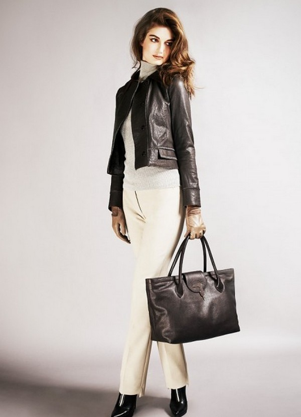 d937e9fff3f Женские брендовые кожаные куртки – Италия