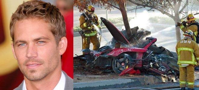 Как Пол Уокер попал в аварию печальные факты