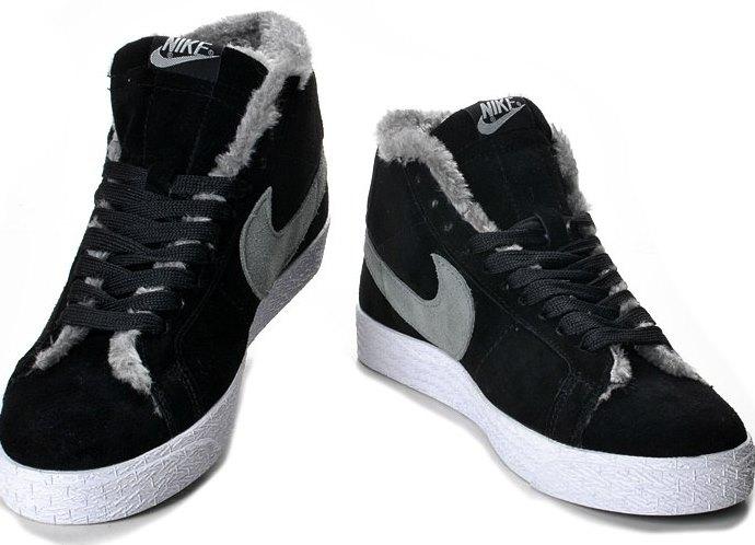 ca09d459 Утепленные кроссовки Nike