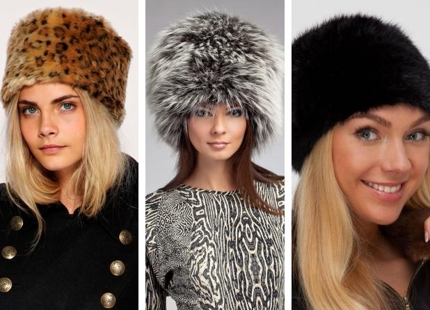 Меховые женские шапки зима 2015 2016 13 ... 71ac9cb984ba8