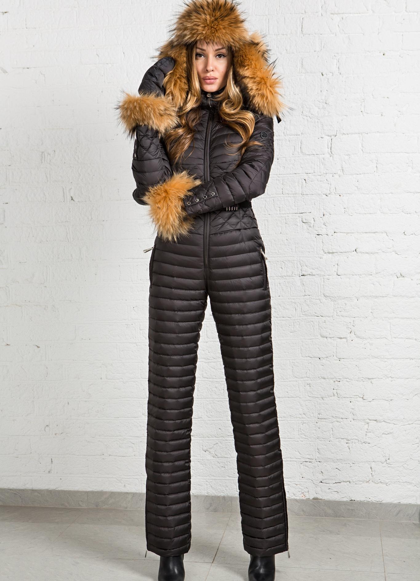 ba97b13b ... женский теплый зимний костюм для прогулок6