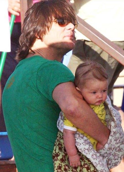 Джим керри фото ребенка