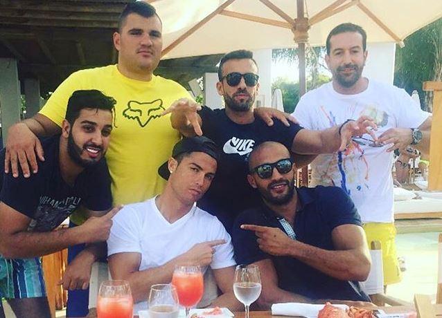друг роналду из марокко фото новый год просто