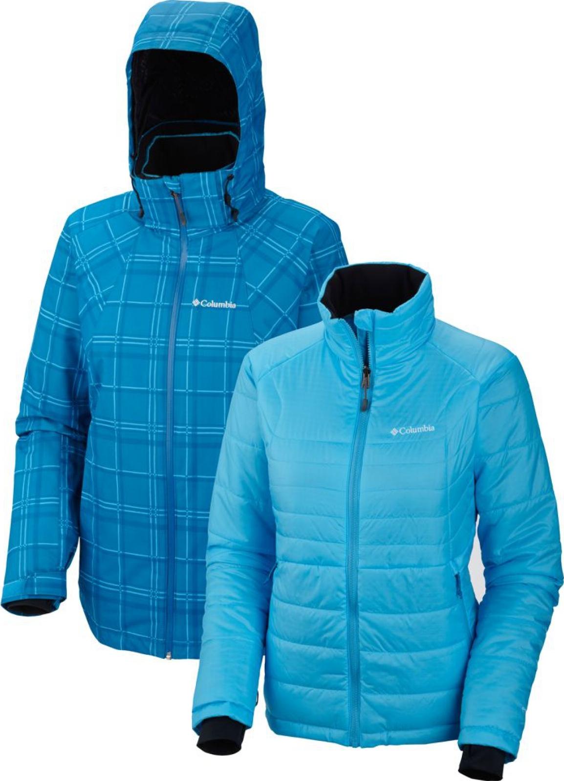 ... Зимние куртки Columbia Omni-Heat2 ... 34aff2ce546a0