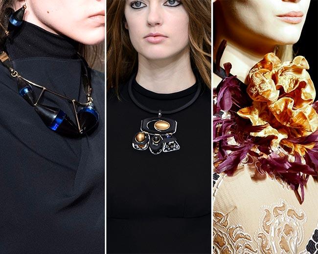 какие украшения в моде 2016 фото