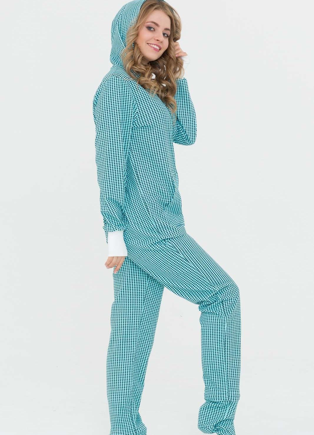 пижама комбинезон с карманом на попе1 ... 51a85046fd3ed