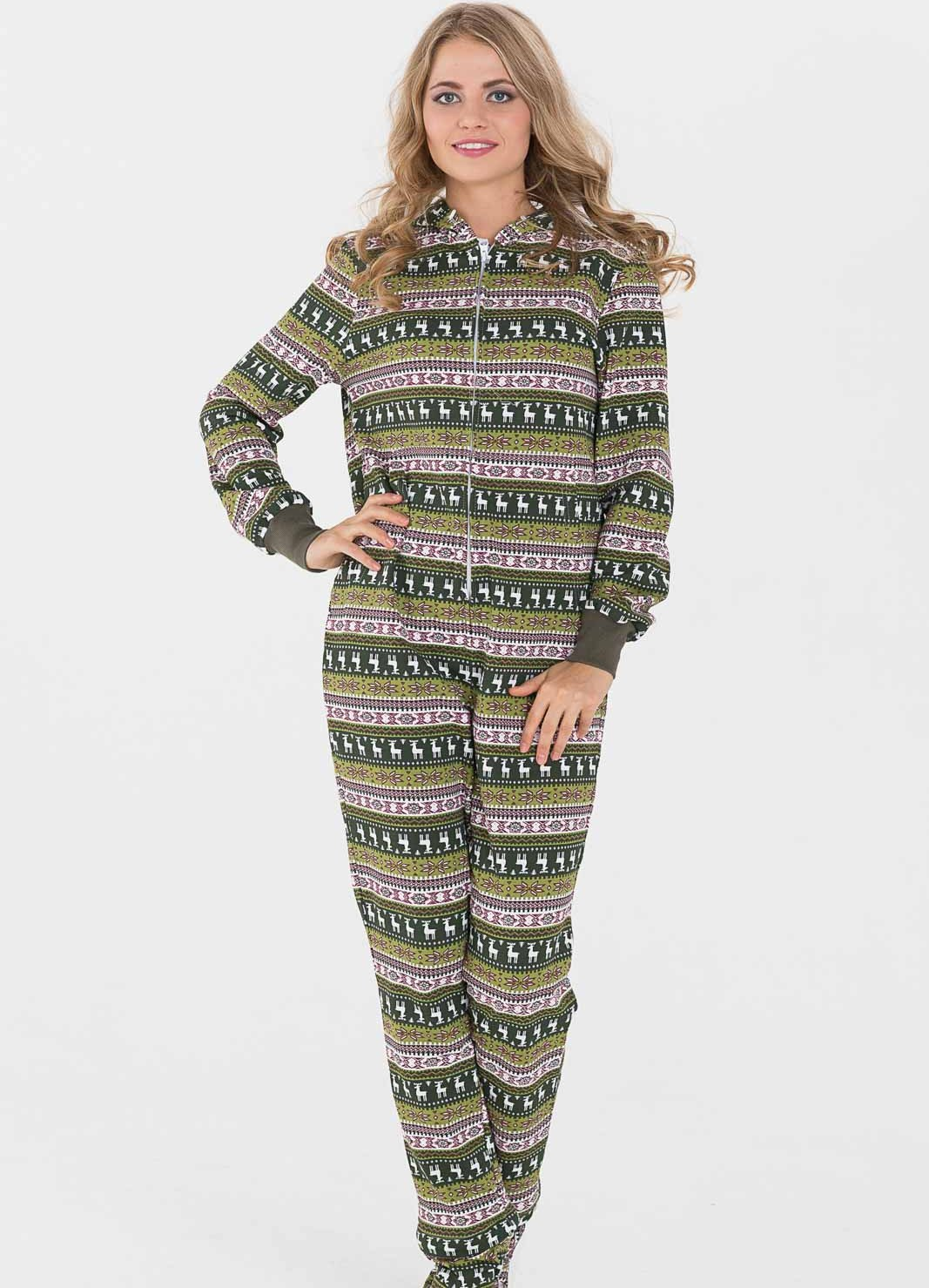 ... пижама комбинезон с карманом на попе2 ... eaf54c13cea07