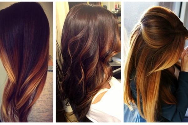 окрашивание волос 3