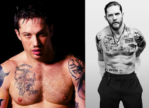 Татуировки тома харди фото значение
