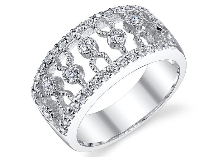 кольцо с бриллиантом из белого золота1 ... 7a0ef0e394dcc