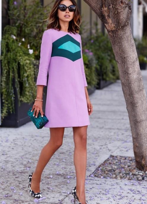 c0ece1ee3de Платья на каждый день – мода лета 2016
