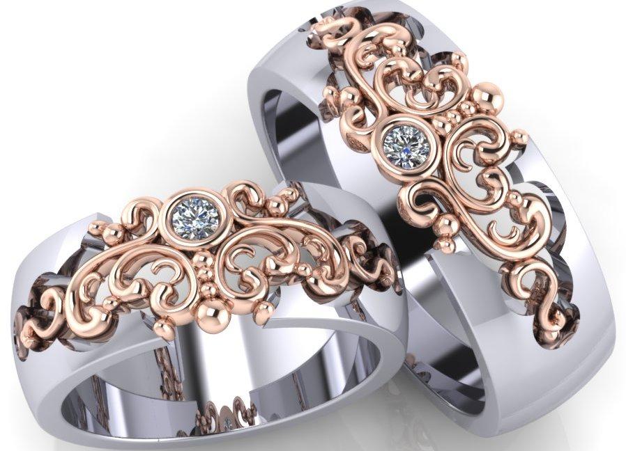 обручальные кольца ricchezza1 ... 719672009e2