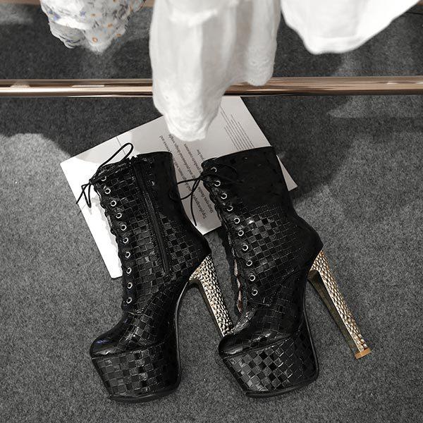 Модные Ботильоны на Толстом