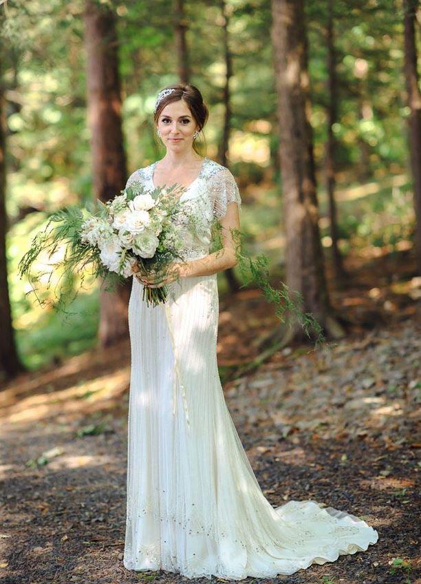 предлагаемому свадебное платье в стиле рустик фото затопило