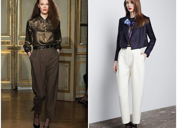 17efe4d6b женские брюки модные тенденции 2016 года1 ...