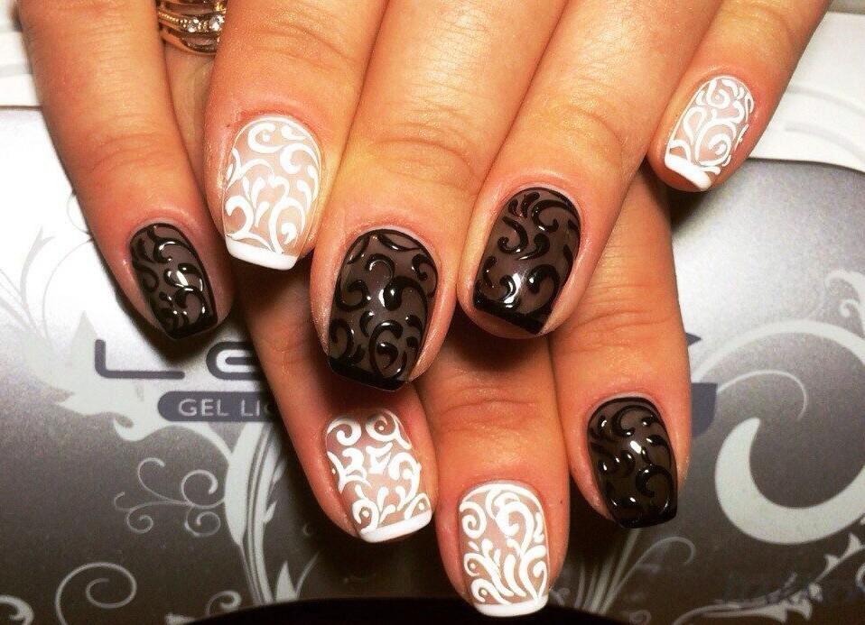 Красивые ногти новые фото