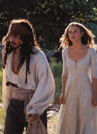 кира найтли пираты карибского моря фото