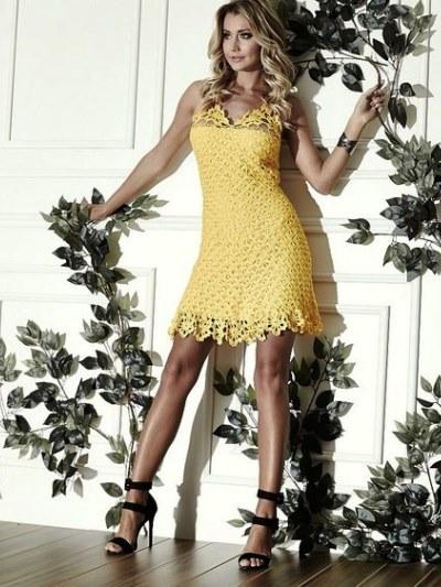 c1c0d677675 Красивые летние платья 2016