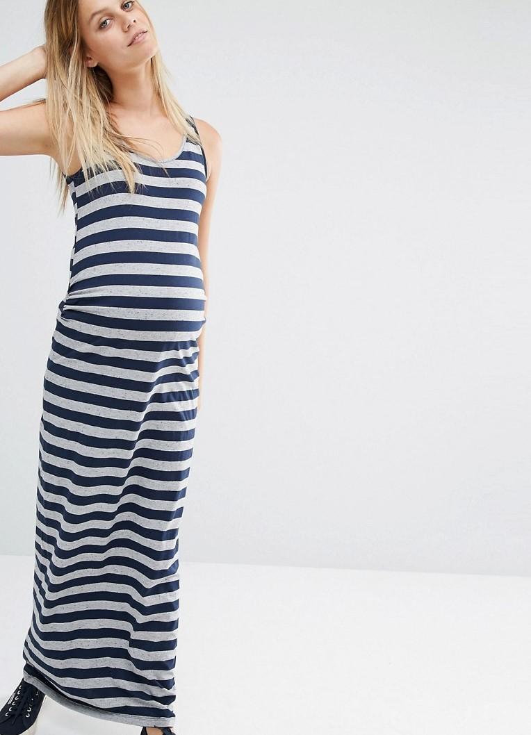 длинное летнее платье для беременных1 ... a705150619e